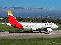 EC-MCS - A320 - Iberia