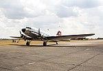 EGSU - Douglas DC-3 Dakota - N431HM (44044609291).jpg