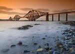 ESForth Rail Bridge seen from Queensferry shore.jpg