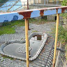 Parque de atracciones de vizcaya wikipedia la for Estanques para patos prefabricados