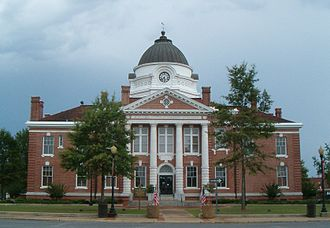 Blakely, Georgia - Early County Courthouse in Blakely