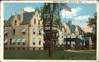 Baystate Health - Noble Hospital Westfield, MA