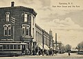 East Main Street and the park, Canisteo, New York.jpg