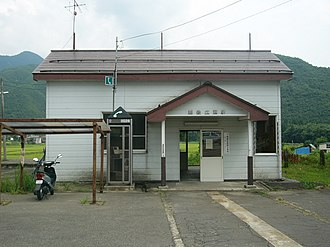 Echigo-Hirose Station - Echigo-Hirose Station in August 2006