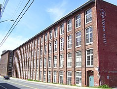 Eclipse Mill 243 Union Street North Adams