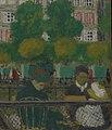 Edouard Vuillard - The Tuileries Gardens, Pari - 1983.7.15 - Yale University Art Gallery.jpg