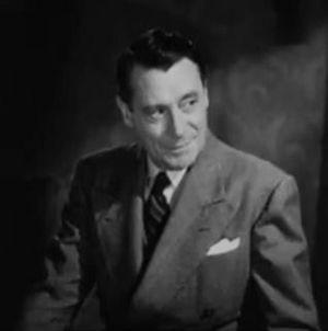 Monogram Pictures - Eduardo Ciannelli in ''Dillinger''