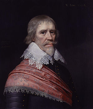 Edward Cecil, Viscount Wimbledon by Michiel Jansz. van Miereveldt