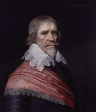 Cádiz expedition (1625) - Edward Cecil, 1st Viscount Wimbledon