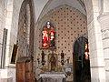 Eglise Saint Cassien de Savigny-lès-Beaune vue intérieure.JPG