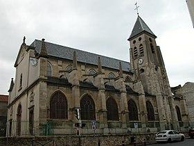 L'église Saint-Germain l'Auxerrois.