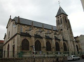 Fontenay-sous-Bois - Image: Eglise Saint Germain L Auxerrois Fontenay