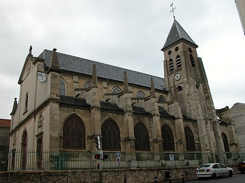 Photo - Eglise Saint-Germain-l'Auxerrois