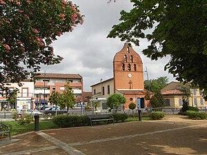 Castanet Tolosan Centre Ville