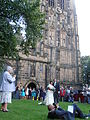 Eglwys San Silyn Wrecsam St Giles Church Wrexham 41.JPG