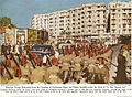 Egyptian troops returning from opening of Parliment enter Midan Ismailia.jpg