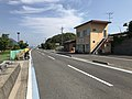 Ehime Prefectural Road No.51 near Sakari Port 2.jpg