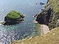 Eilean Glas and Beach - geograph.org.uk - 213138.jpg