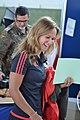 Einkleidung der deutschen Olympiamannschaft Rio 2016 Medientag Hannover 0284.jpg