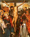 El Calvario o la Crucifixión, de Juan Sánchez de San Román (Catedral de Sevilla).jpg