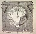 """El mundo físico, 1882 """"Manipulador Breguet, modelo antiguo"""". (4074173303).jpg"""