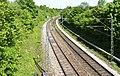Electrified rail track in Munich.jpg