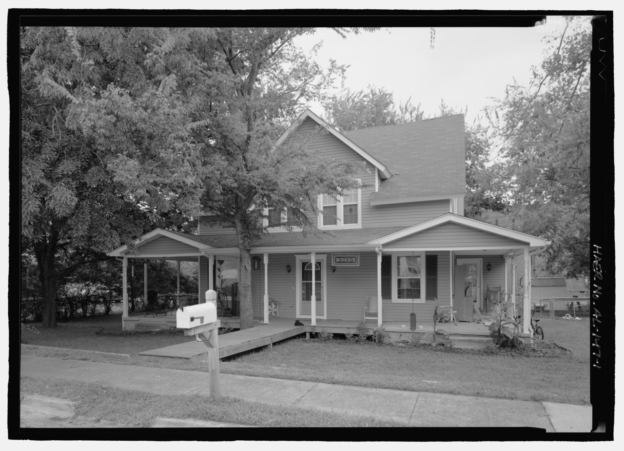 File:Elevation of house built at 3315 Alpine St., SW for ...