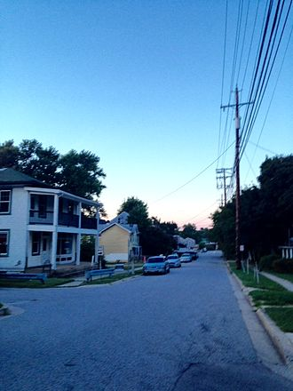 Elkridge Landing - Elkridge Main Street