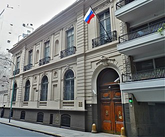 Argentina–Russia relations - Embassy of Russia in Buenos Aires