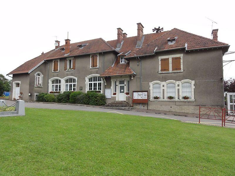 Emberménil (M-et-M) mairie
