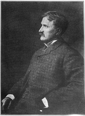Emerson Hough - Emerson Hough circa 1909
