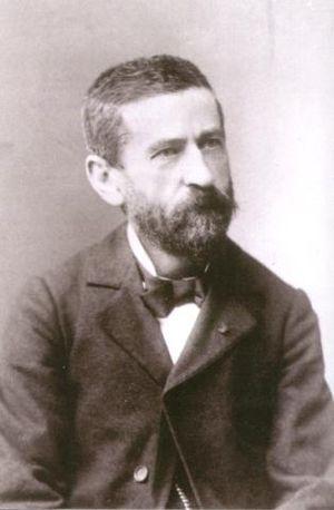 Émile Duclaux - Émile Duclaux, circa 1890