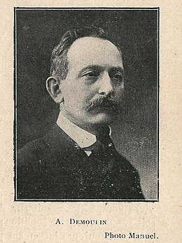 Encyclopédie socialiste-1921-Albert Demoulin.jpg