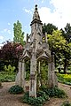 Enfield Market Cross at Myddelton House, Enfield, London - view 02.jpg