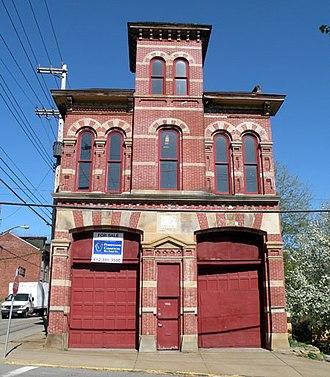 Engine Company No. 3 (Pittsburgh) - Image: Engine Company No 3