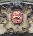 England coat of arms OrielCollege 20040124.jpg
