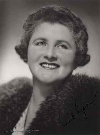 Enid Lyons - Lyons in 1950
