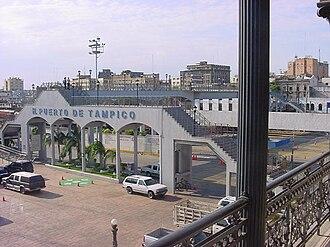 Tamaulipas - Port of Tampico