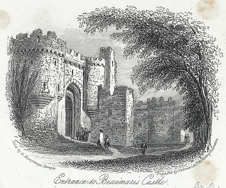 File:Entrance to Beaumaris Castle.jpeg