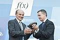 Entrega del Premio Euskadi de Investigación 2012 al matemático Luis Vega 04.jpg