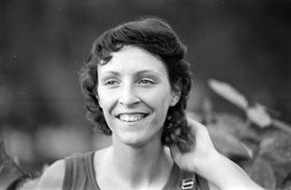 Erica Rossi Italian sprinter
