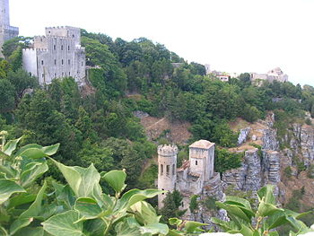 Erice Travel Guide At Wikivoyage