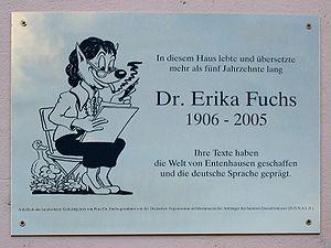 Erika Fuchs