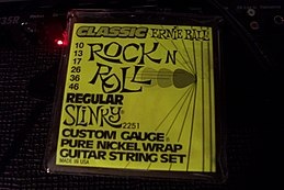 Ernie Ball Pure Nickel Wrap Guitar String Set.jpg
