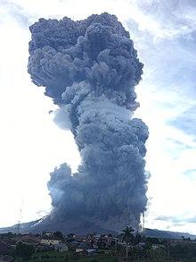 Mount Sinabung Wikipedia