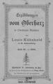 Erzählungen vom Oberharz in Oberharzer Mundart von Louis Kühnhold – Heft 10.pdf