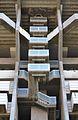 Escales de l'edifici Espai Verd, València.JPG