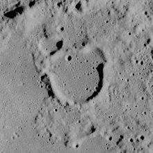 埃斯克朗贡陨石坑