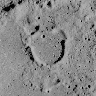 Esclangon (crater)