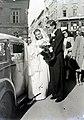 Esküvői fotó, 1946 Budapest. Fortepan 104651.jpg
